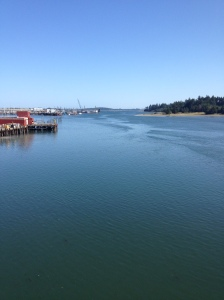 Coos Bay view