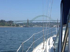 Bridge in sight