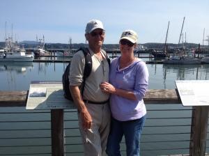 Fun on the waterfront
