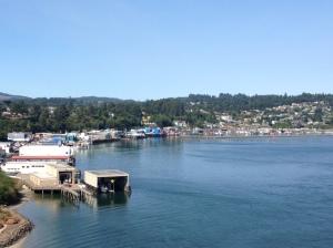 Historic bayfront