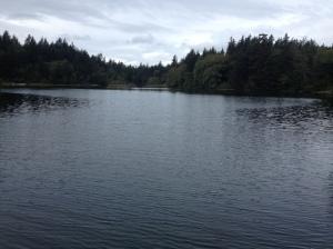 Cascade Lake, Orcas Island