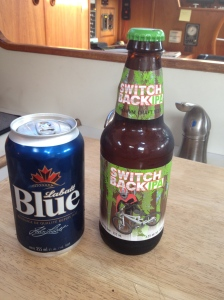 Canadian beer time