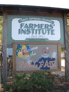 Fun at the country fair