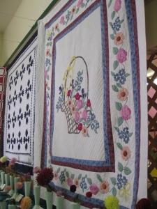 Prize winning quilt