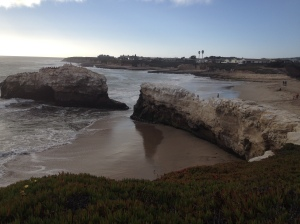 Beautiful Santa Cruz beaches