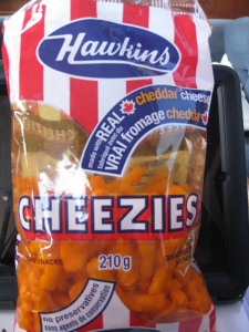 Great Canadian snack!