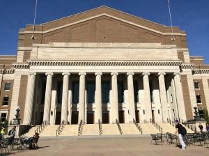 University of MN auditorium